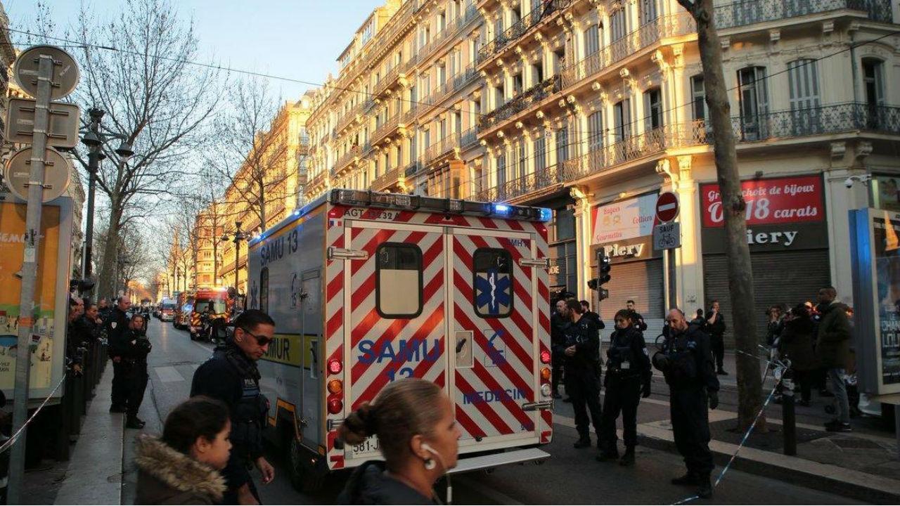 Ataque em Marselha