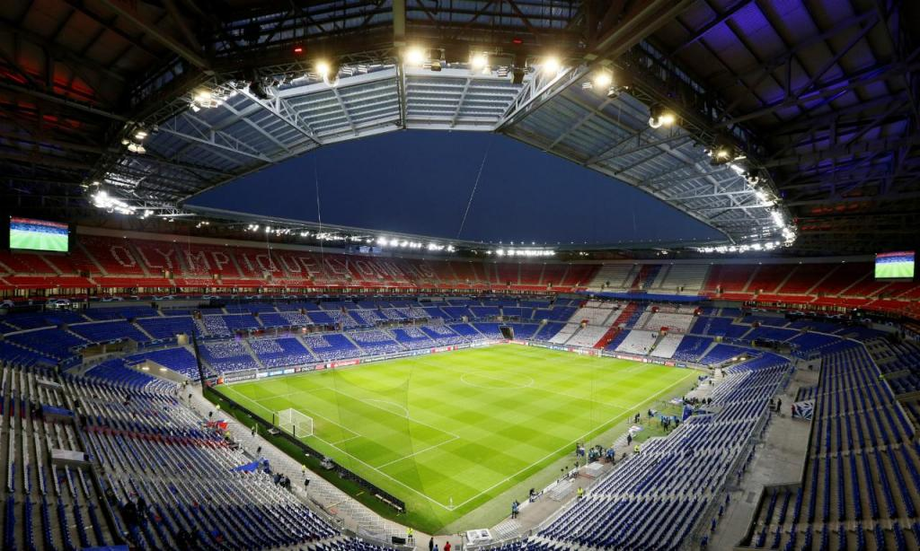 Estádio Groupama, Lyon