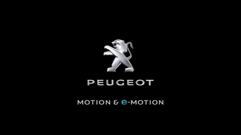 Nova assinatura da Peugeot
