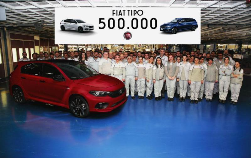 Fiat Tipo 500.000
