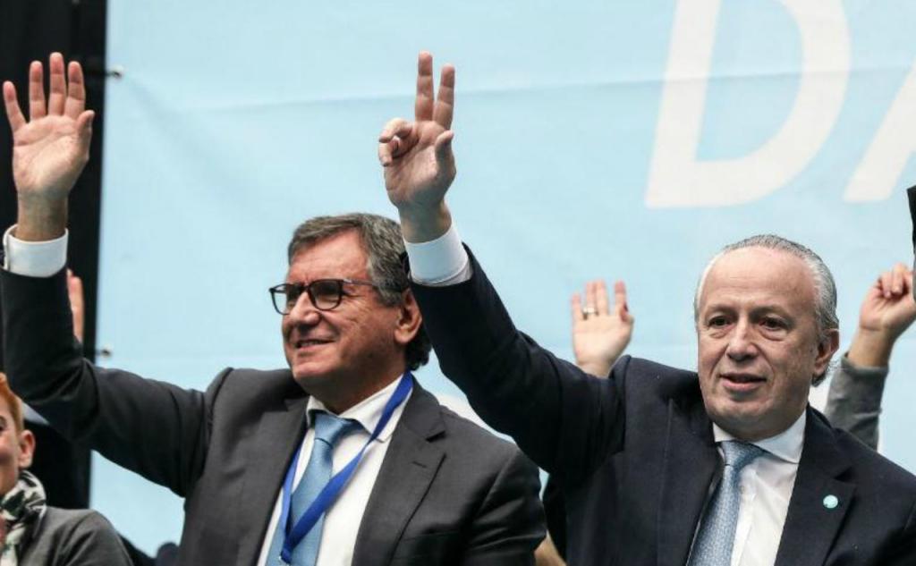 Carlos Pinto e Santana Lopes