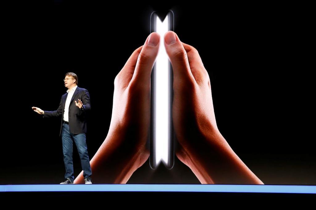 Justin Denison - Samsung