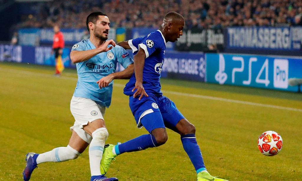 Schalke-Manchester City