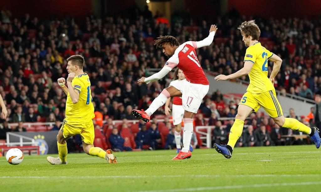 Arsenal-Bate