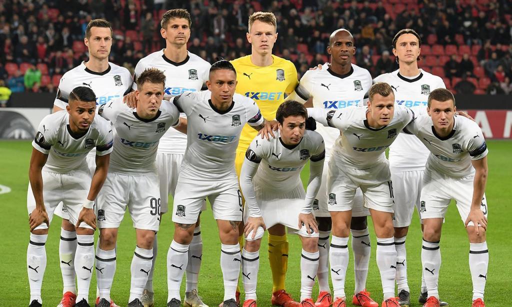 Leverkusen-Krasnodar