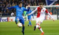 Genk-Slavia Praga