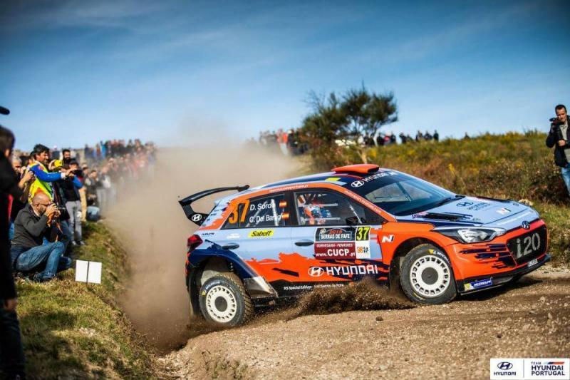 Dani Sordo (Hyundai Portugal)
