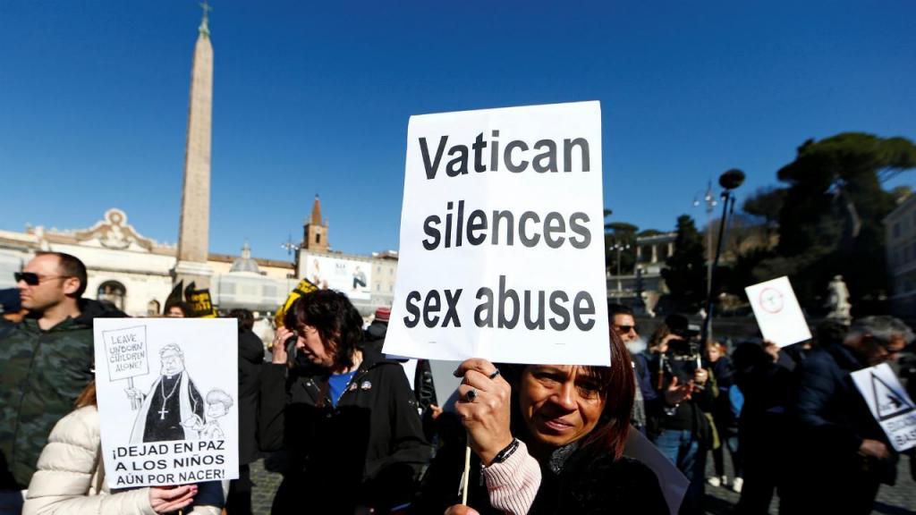 Manifestação em Roma (Itália)
