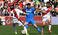 Getafe-Rayo Vallecano