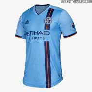 Equipamentos MLS: New York City