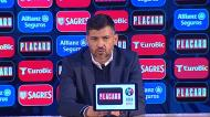 Sérgio Conceição: «Não dou prémios a ninguém, os jogadores jogam porque merecem»