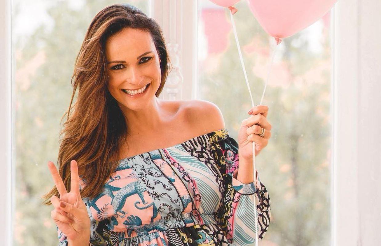 Helena Costa está grávida