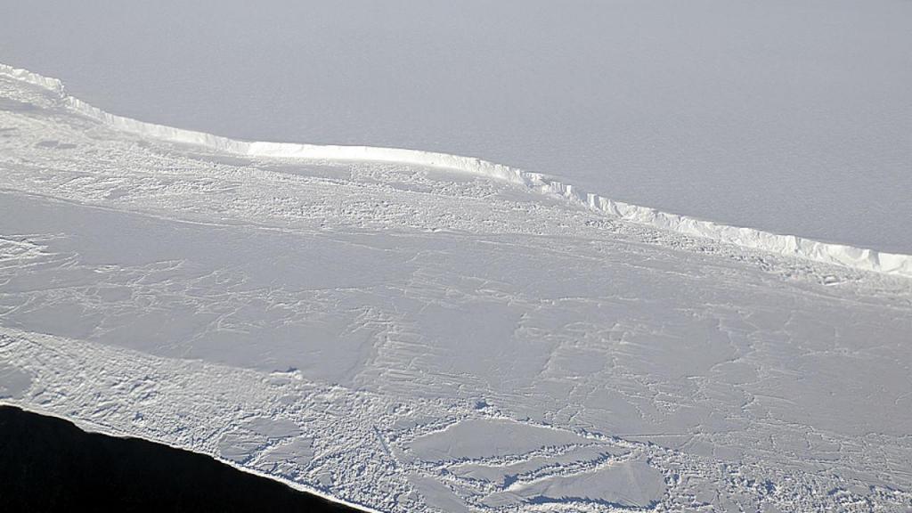Placa de gelo de Brunt