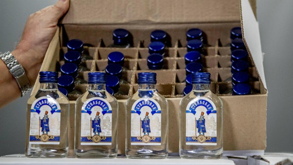 Vodka para Kim Jong Un