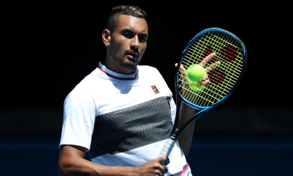 Nick Kyrgios (REUTERS/Lucy Nicholson)