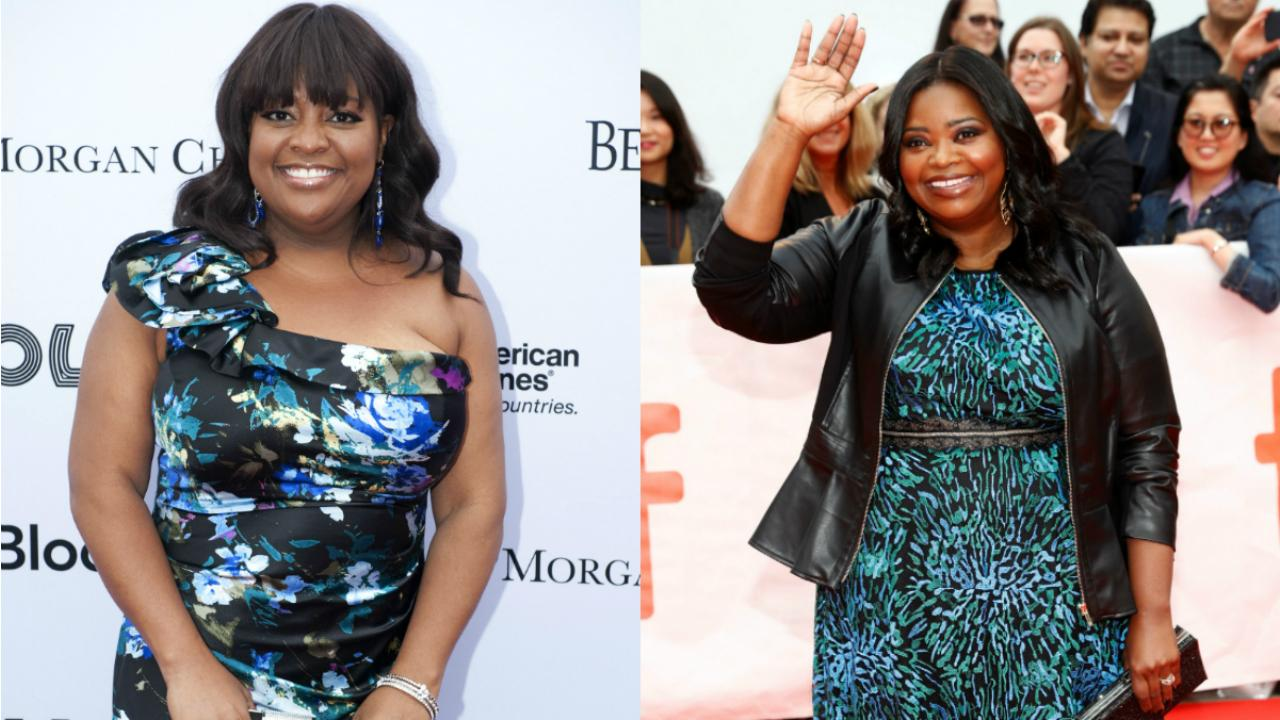 Sherri Shepherd e Octavia Spencer