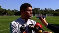 Algarve Cup: Francisco Neto antecipa embate com a Suécia