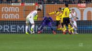 VÍDEO: o resumo da derrota do Borussia Dortmund com o Augsburgo