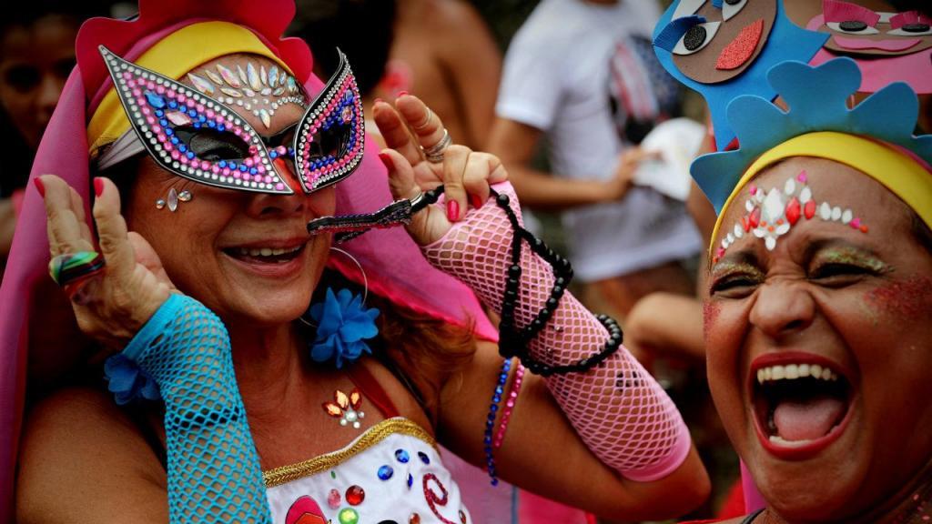 Carnaval no Rio de Janeiro 2019