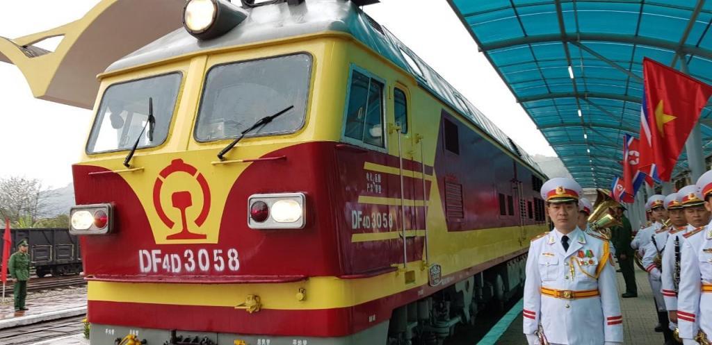Comboio de Kim Jong-un