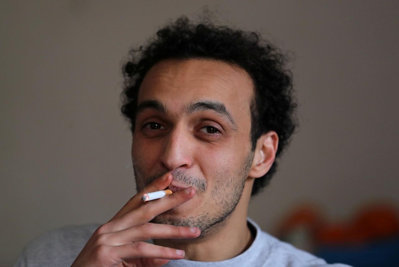 Mahmoud Abu Zeid sai em liberdade