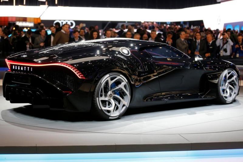 Bugatti La Voiture Noire (Reuters)
