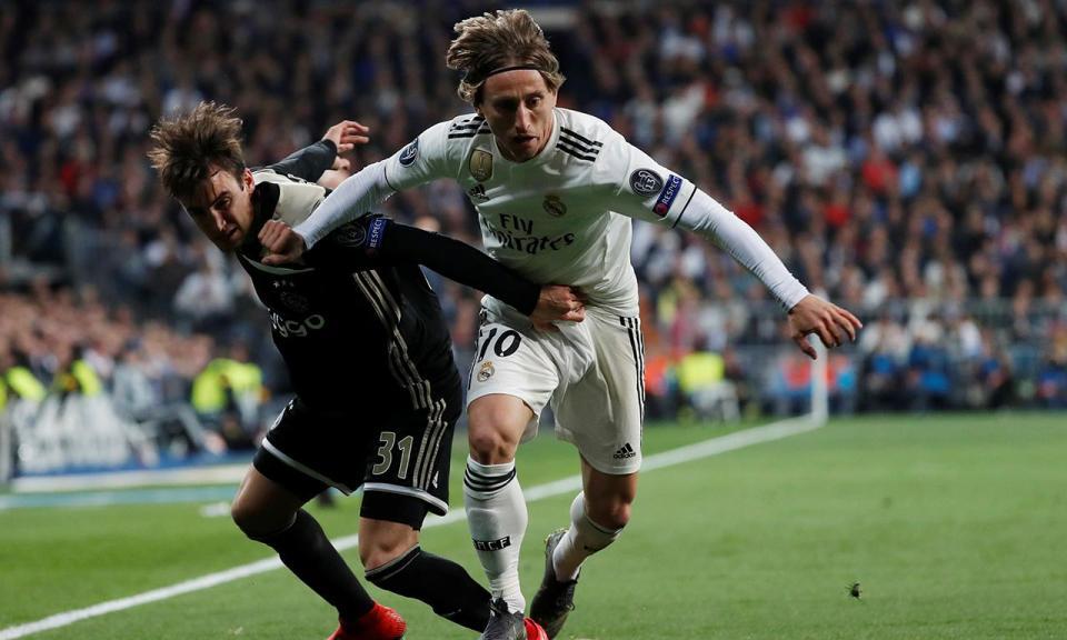 «Modric não queria sair do Real Madrid depois de uma má época»