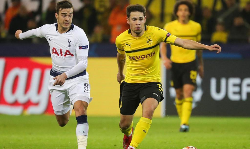 Dortmund-Tottenham