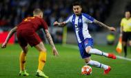 Alex Telles: golo mais tardio no Dragão (117 minutos vs AS Roma)