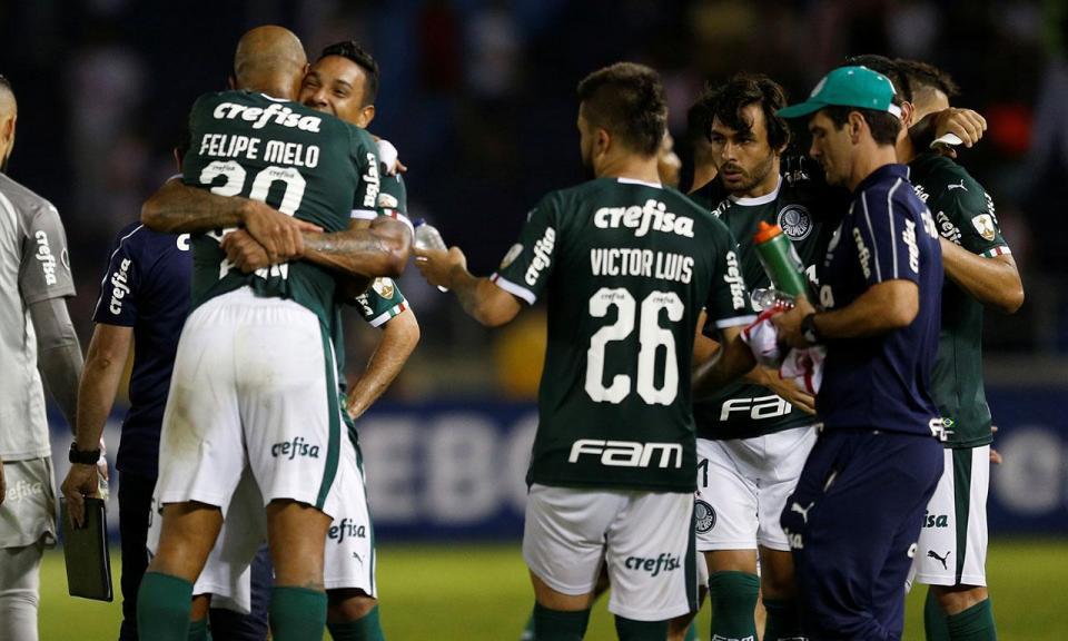 Libertadores: Palmeiras goleia Melgar e está nos oitavos