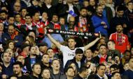 Dinamo Zagreb-Benfica