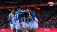 Ferreyra estreia-se a marcar pelo Espanhol