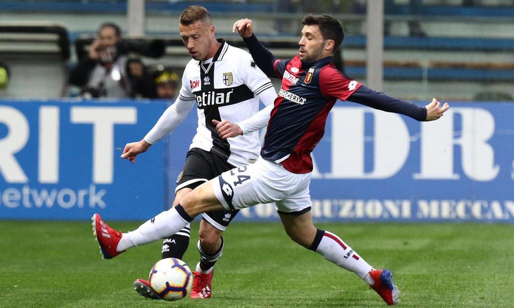Parma-Génova