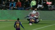 VÍDEO: Nélson Semedo sofre penálti e Messi coloca Barça na frente