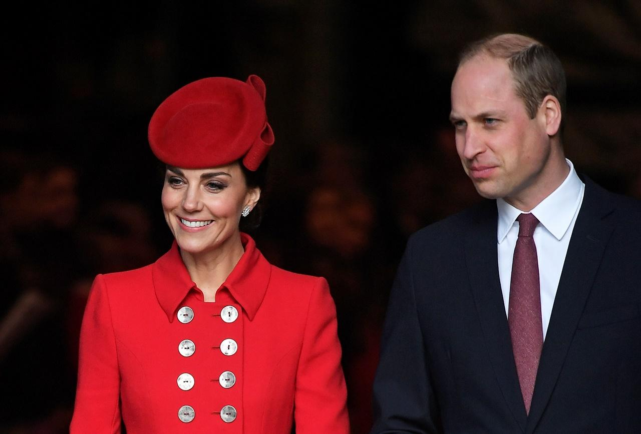 Kate Middleton e príncipe William celebram o St. Patrick's Day
