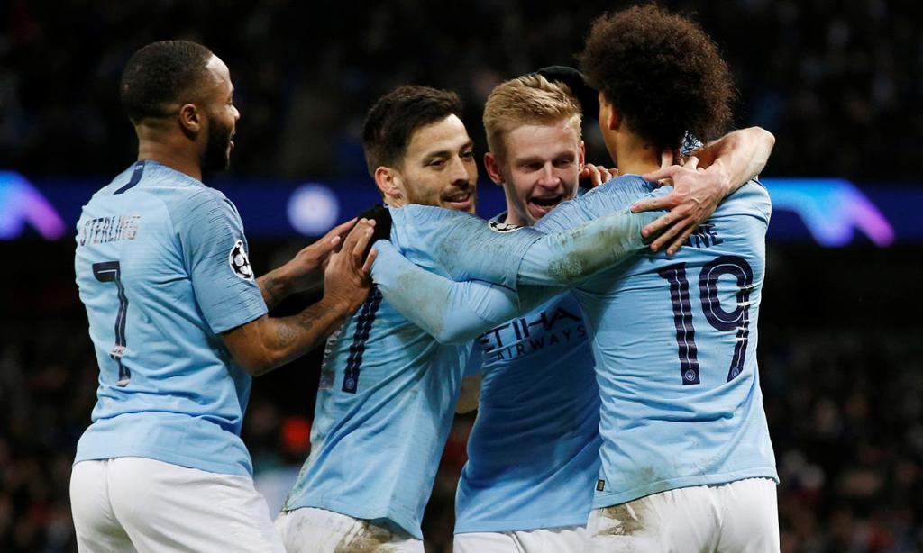Manchester City-Schalke