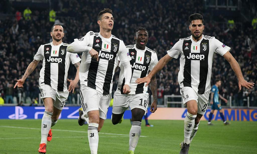 Juventus-Atlético Madrid