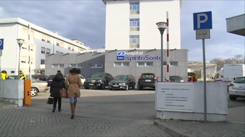 Descontaminação da UCI do hospital de Évora demorou dez horas
