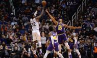 Phoenix Suns-Utah Jazz
