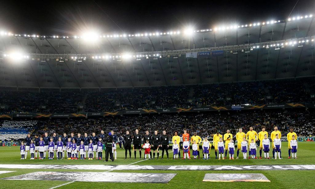 Dinamo Kiev-Chelsea