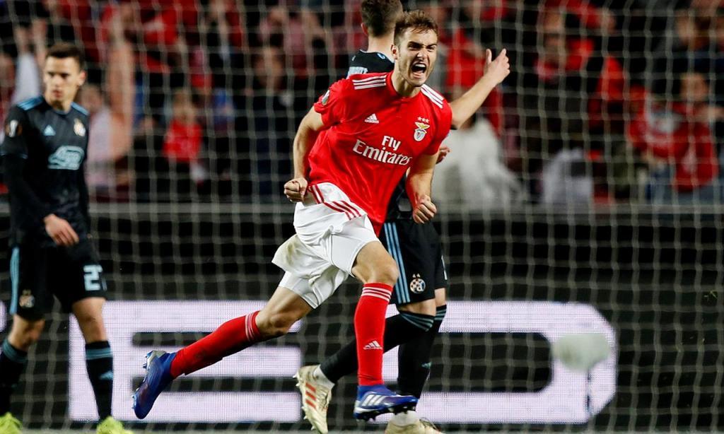 Benfica-Dinamo Zagreb