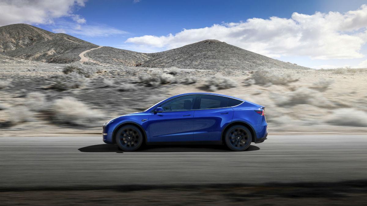 Tesla Model Y (Reuters)
