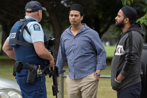 Atentado Na Nova Zelandia: Atentado Na Nova Zelândia Faz 49 Mortos