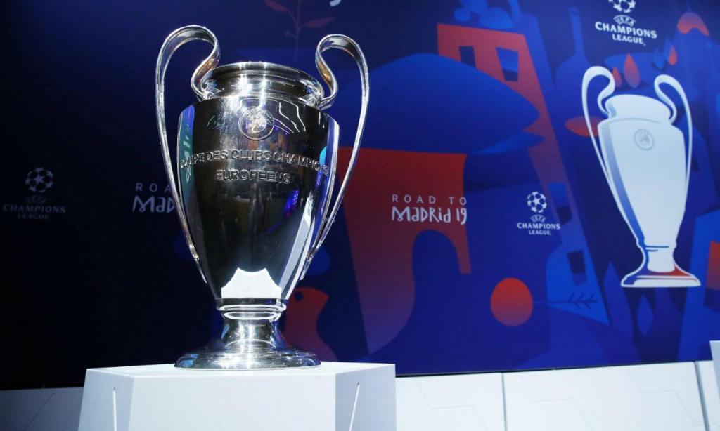 Liga dos Campeões sorteio (Reuters)