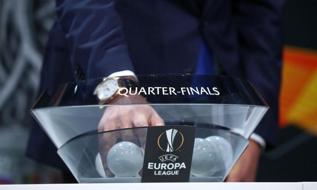 Sorteio Liga Europa (Reuters)