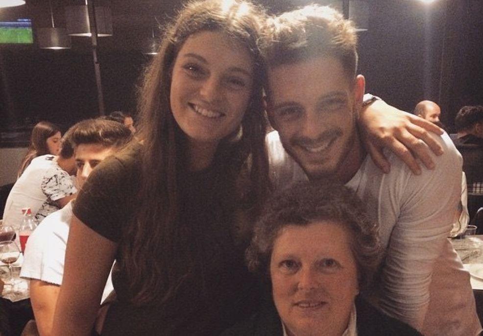 Márcio Poças e Daniela Filipa na Selfie