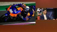 Miguel Oliveira explica as diferenças entre o Moto2 e o MotoGP