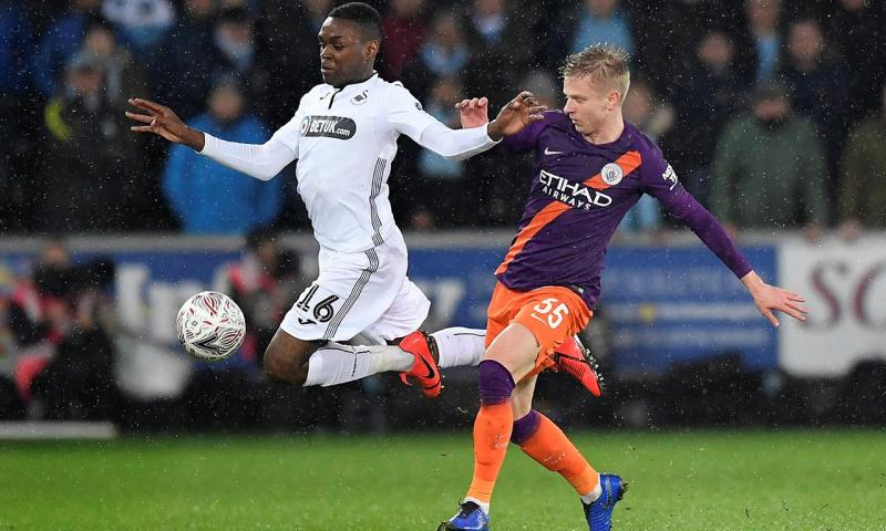 Swansea-Manchester City