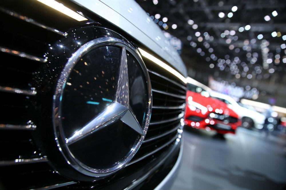 Mercedes (Reuters)
