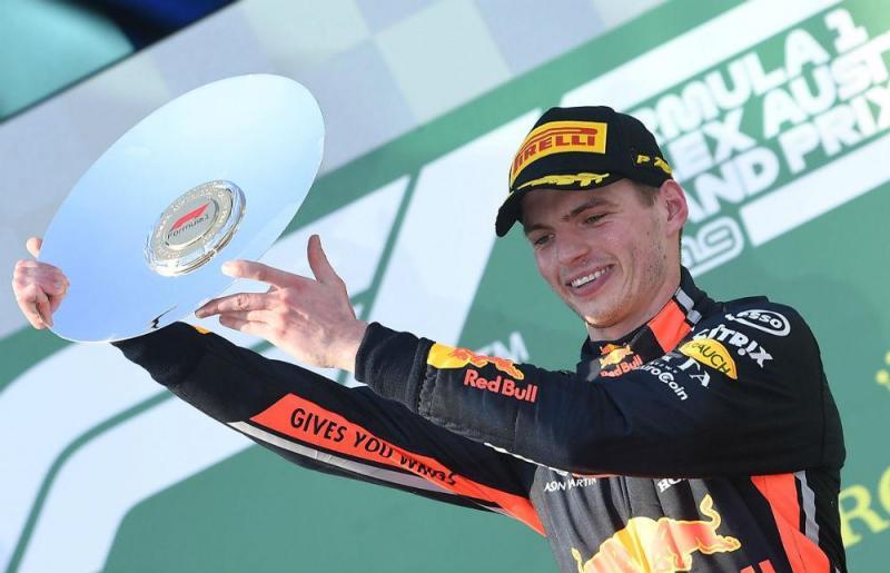 Resultado de imagem para verstappen e Honda na F1